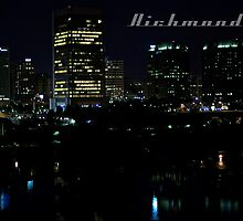 Richmond Skyline by trphotoz