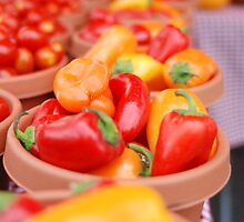 Perfect Peppers by Cara Fox