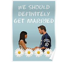 We Should Definitely Get Married! Poster