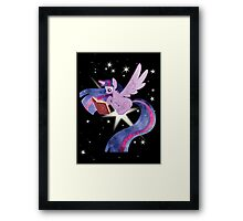 Stardust Twilight Framed Print