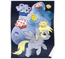 Stardust Muffins Poster