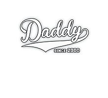 Daddy Since 2000  Photographic Print