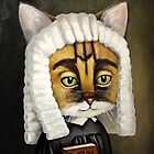 Judge Meowstice by kaydi-did-art