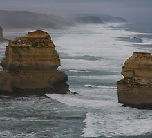 Down the Great Ocean Road by Coriena