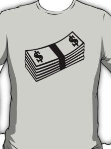 Dollar notes T-Shirt