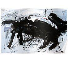 Black Horse 7 Poster