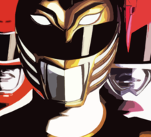 Mighty Morphin Power Rangers Sticker