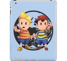 Ness and Lucas iPad Case/Skin