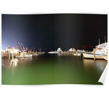 tranquil on pamlico sound Poster
