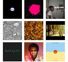 Childish Gambino Discography by luciouseed