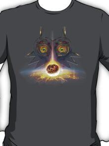 Legend of Zelda Majora's Mask Operation Moon Fall T-Shirt