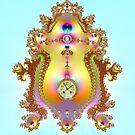 Fractal Mantle Clock by LjMaxx