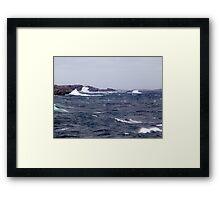 October Storm (1) Framed Print