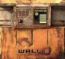 Waste Allocation Load Lifter – Earth Class (WALL E) by ShopGirl91706