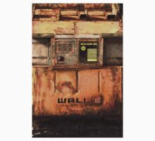 Waste Allocation Load Lifter – Earth Class (WALL E) Kids Clothes