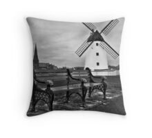 Lytham St. Annes Throw Pillow