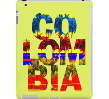 Colombia Palms iPad Case/Skin