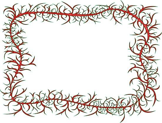 Figured frame    by mari8008