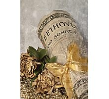 Beethoven's Gift . . . Photographic Print