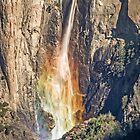 Rainbow on Bridal Veil Fall by TonyCrehan
