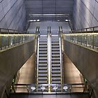 Kopenhagen subway station (1) by PeterBusser