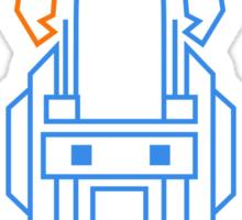 Chappie - Scout 22 - 2015 Sticker