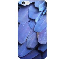 Blue Feathers iPhone Case/Skin