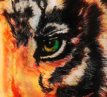 Big Pussy Cat by Rebecca Bryson