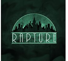 Rapture by mLenderSan