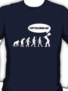 Stop Following Me w/ Guitar T-Shirt