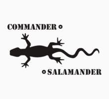Commander Salamander - Washington D.C. by Fitcharoo