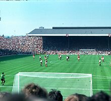 Bristol City's return after 65 years to Division 1 - Season 1976/77  - Highbury Jinx for Arsenal #1  by CiderEd
