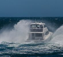 A Wee Bit Choppy! by GerryMac