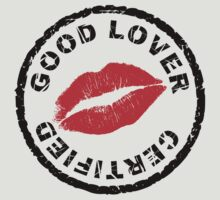 Good Lover certified by jean-louis bouzou