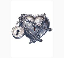 Locked heart by bmgdesigns
