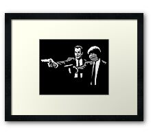 Pulp Development Framed Print