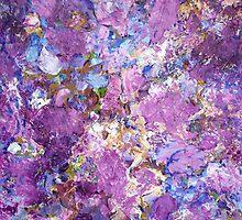 Blossoms on the Breeze by Lynda Lehmann