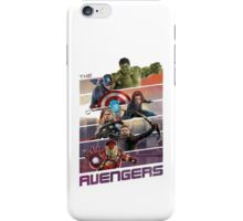 Avengers age of ultron iPhone Case/Skin