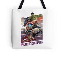 Avengers age of ultron Tote Bag