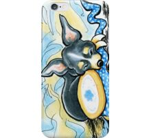 Chihuahua Good Day Crafting iPhone Case/Skin