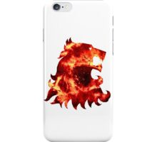 Lannisters - Fire iPhone Case/Skin