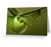 ~It Turned~ Greeting Card