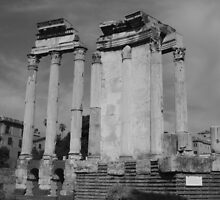 Imperial Rome IV by John Valentan