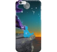 Creator and Observer iPhone Case/Skin