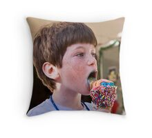 Freckles And Sprinkles Throw Pillow