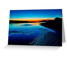 """Daybreak Reflections"" Greeting Card"