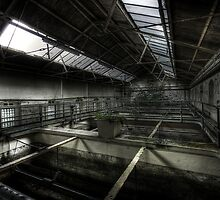 Filtration Tanks by Richard Shepherd