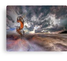 I guess we should call it stairway to heaven, you think? Canvas Print