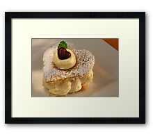 Passionated Framed Print