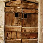 Old Wooden Door by jojobob